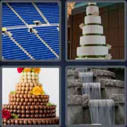 4 Pics 1 Word 6 Letters Tiered