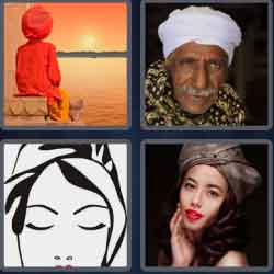 4-pics-1-word-6-letters-turban