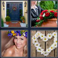 4-pics-1-word-6-letters-wreath