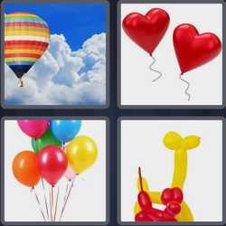 4-pics-1-word-7-letters-balloon