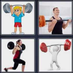 4-pics-1-word-7-letters-barbell