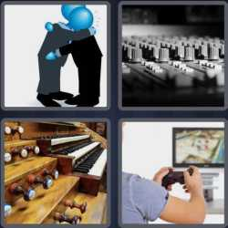 4-pics-1-word-7-letters-console