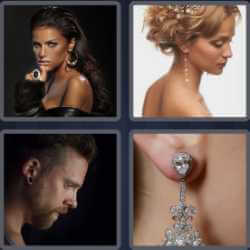 4-pics-1-word-7-letters-earring