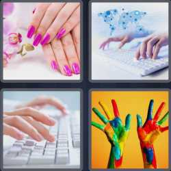 4-pics-1-word-7-letters-fingers