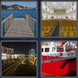 4-pics-1-word-7-letters-gangway