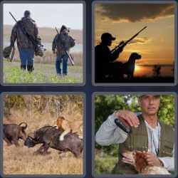 4-pics-1-word-7-letters-hunting