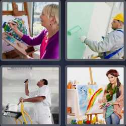 4-pics-1-word-7-letters-painter