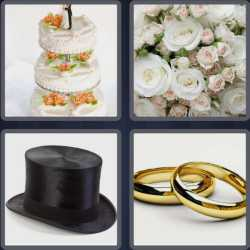 4-pics-1-word-7-letters-wedding