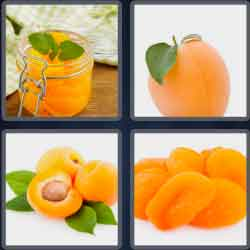 4-pics-1-word-7-letters-apricot