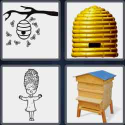4-pics-1-word-7-letters-beehive