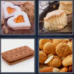 4-pics-1-word-7-letters-biscuit