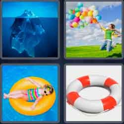 4-pics-1-word-7-letters-buoyant