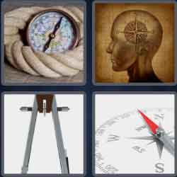 4-pics-1-word-7-letters-compass