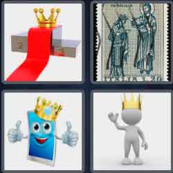4-pics-1-word-7-letters-crowned