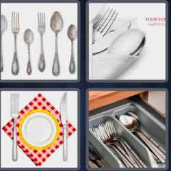 4-pics-1-word-7-letters-cutlery