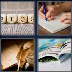 4-pics-1-word-7-letters-journal