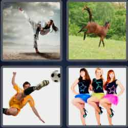 4-pics-1-word-7-letters-kicking