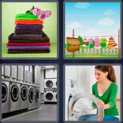 4-pics-1-word-7-letters-laundry