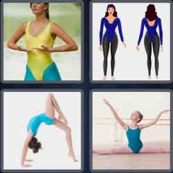 4-pics-1-word-7-letters-leotard
