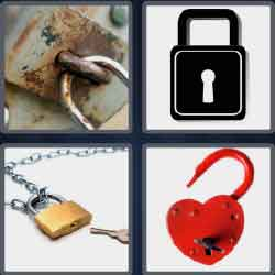 4 pics 1 word 7 letters answers easy search updated 4 pics 1 word 7 letters rusty padlock expocarfo