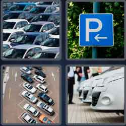 4-pics-1-word-7-letters-parking
