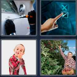 4-pics-1-word-7-letters-picking