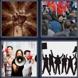 4-pics-1-word-7-letters-protest