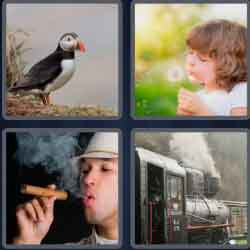 4-pics-1-word-7-letters-puffing