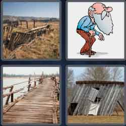 4-pics-1-word-7-letters-rickety