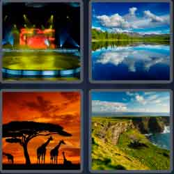 4-pics-1-word-7-letters-scenery