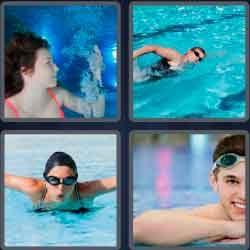 4-pics-1-word-7-letters-swimmer