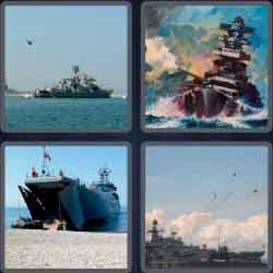 4-pics-1-word-7-letters-warship