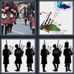 4-pics-1-word-8-letters-bagpipes
