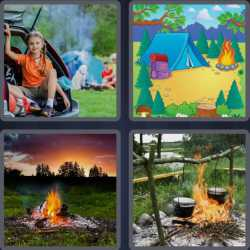 4-pics-1-word-8-letters-campfire