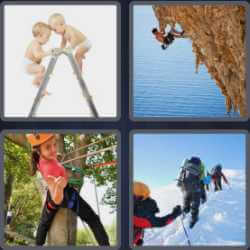 4-pics-1-word-8-letters-climbing