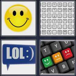 4-pics-1-word-8-letters-emoticon