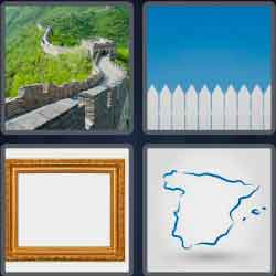 4 pics 1 word 8 letters boundary