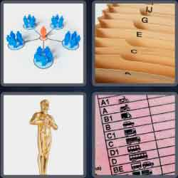 4 pics 1 word 8 letters category