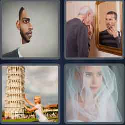 4 pics 1 word 8 letters illusion