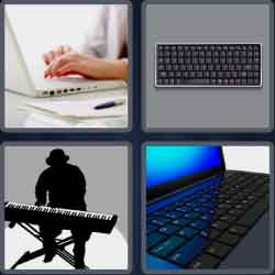 4 pics 1 word 8 letters keyboard