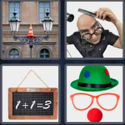 4 pics 1 word 8 letters nonsense