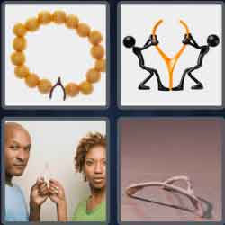 4 pics 1 word 8 letters wishbone