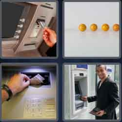4 pics 1 word 8 letters withdraw