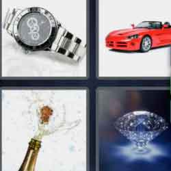 4 Pics 1 Word 9 Letters Expensive