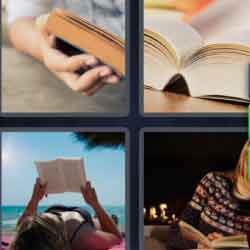 4 Pics 1 Word 9 Letters Paperback