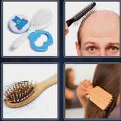 4-pics-1-word-9-letters-hairbrush