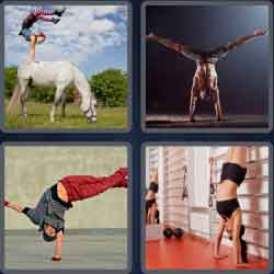 4-pics-1-word-9-letters-handstand