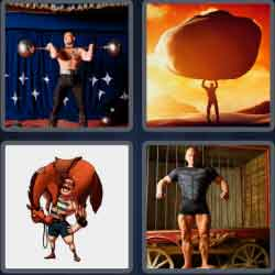 4-pics-1-word-9-letters-strongman
